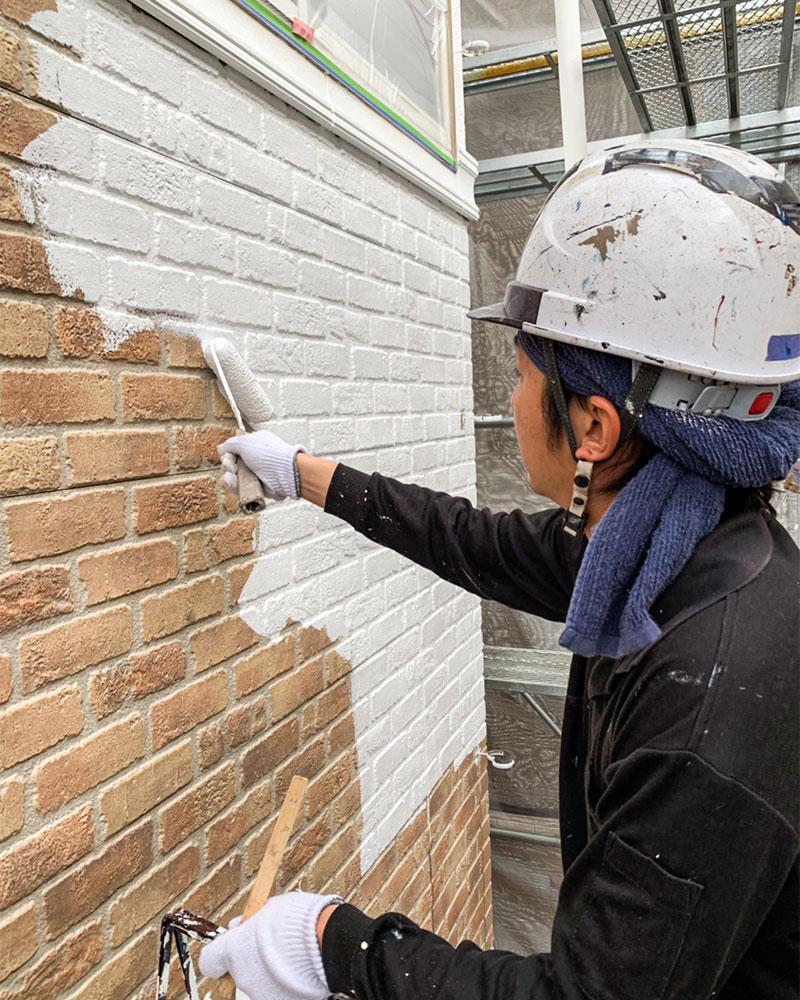 「品質・価格・真心」大切な家を塗装でお守りします